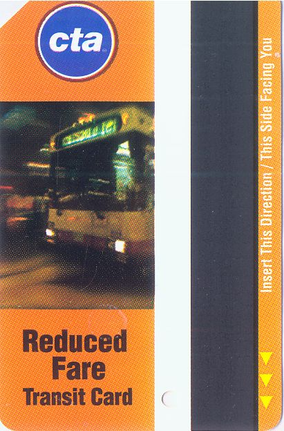 Chicago Transit Authority Other transfers