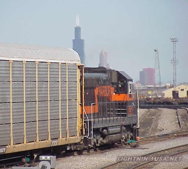 Indiana Harbor Belt Railroad Archive - Mainline Views