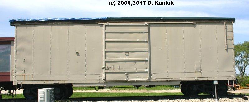 Static Railroad Equipment